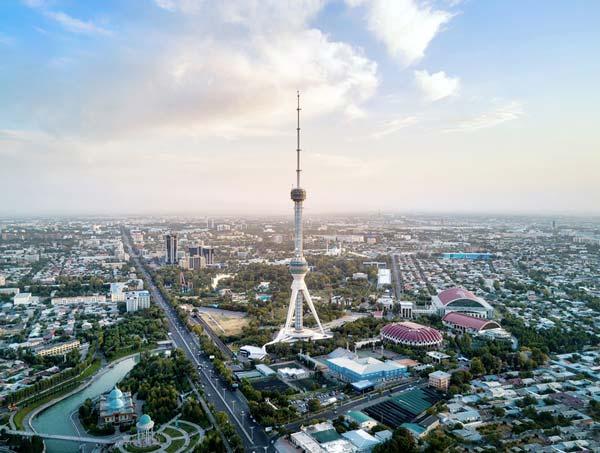 ترانزیت کالا به ازبکستان
