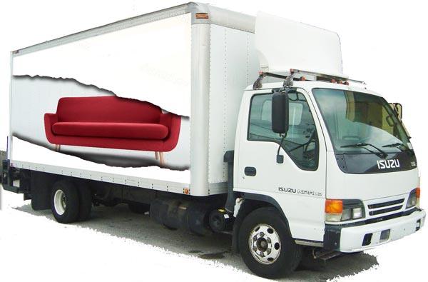 آشنایی با کامیون اتاق دار + مزایای کامیون اتاق دار