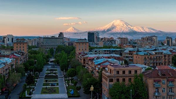 ترانزیت به ارمنستان