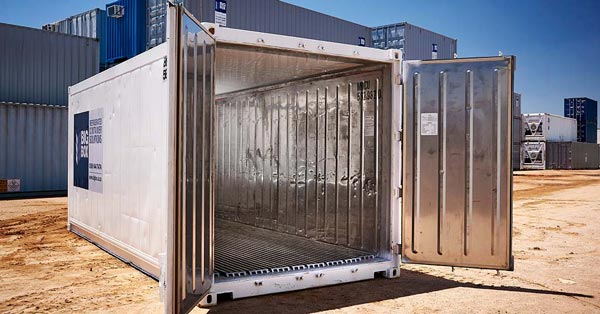 واردات کانتینر یخچال دار دوباره آغاز شد