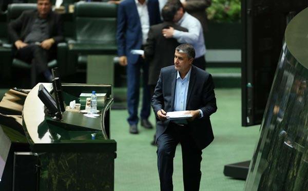 علت حضور وزیر راه در مجلس اشتباهات سازمان بنادر بود