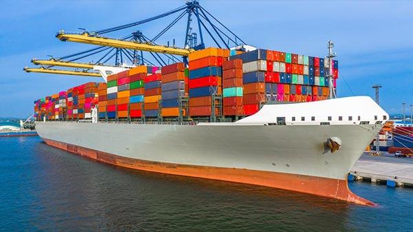وزن 30 گروه کالای صادراتی اعلام شد