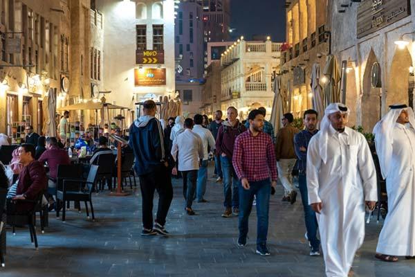 ترانزیت کالا قطر