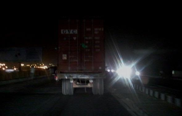 استفاده چراغ های غیر استاندارد ، خطری آشکار در  جاده ها