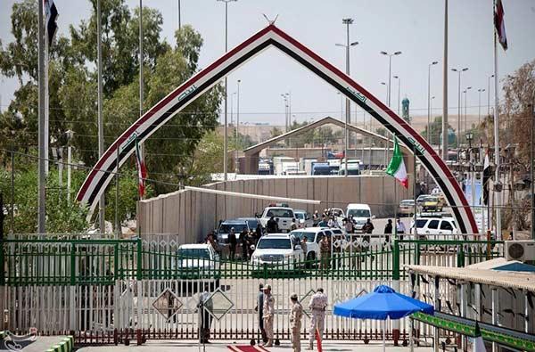 مرزهای عراق بسته شد