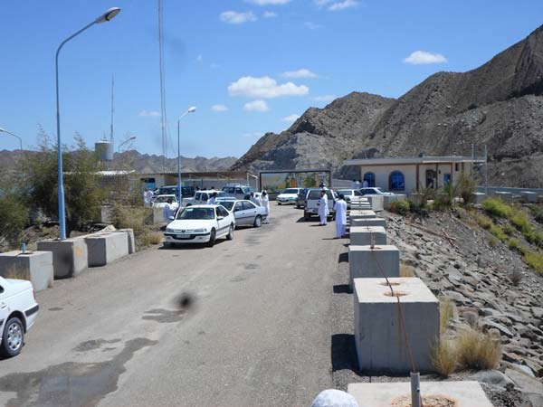 افتتاح سومین گذرگاه سیستان و بلوچستان ، مرز پیشین