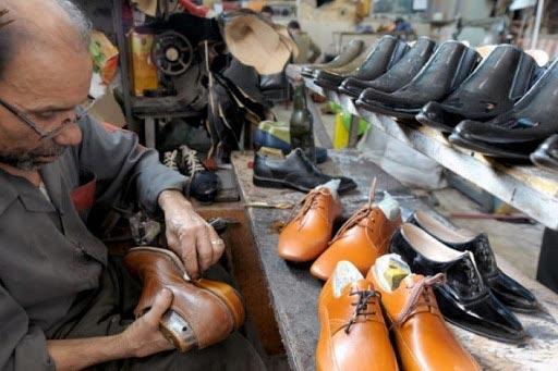 صادرات کفش به عراق ، کفش ایرانی در پای عراقی ها